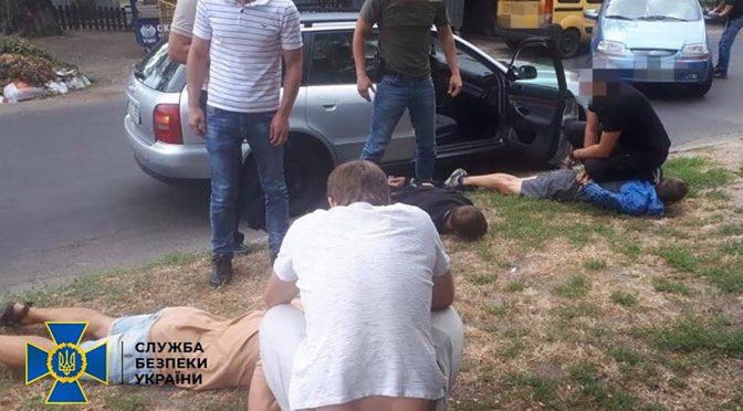 У Черкасах СБУ викрила угруповання наркодилерів