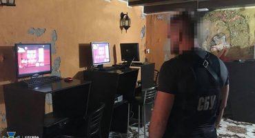 На Черкащині СБУ викрила прокурора та посадовця Нацполіції на «кришуванні» нелегального грального бізнесу