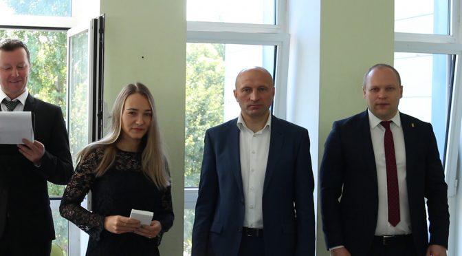 Міський голова відзначив черкаських спортсменів та тренерів
