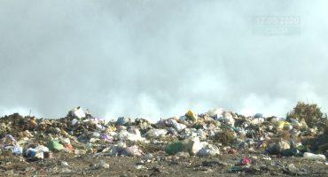 У Смілі горить сміттєзвалище