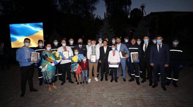Школяр зі Сміли Ярослав Степаненко отримав відзнаку «Героя-рятувальника року»