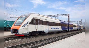 З 23 веренся зі Сміли до Черкас курсуватиме новий дизель-потяг