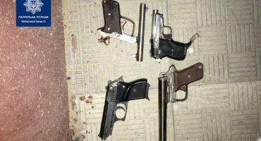 Поліцейські Черкас затримали чоловіка, який вчинив замах на вбивство сусіда через півметра землі