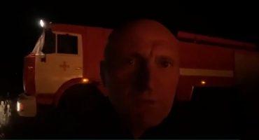 Бондаренко називає ймовірною причиною пожежі на Смілянській підпал