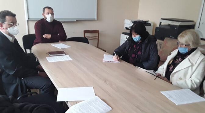 Додаткові 150 ліжок для надання медичної допомоги хворим на COVID-19 планують створити у Черкасах
