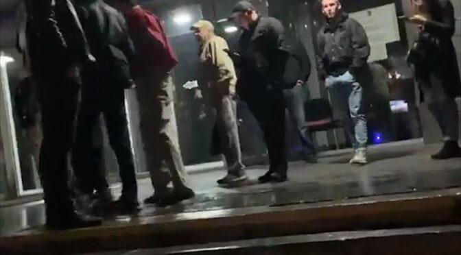 Представників однієї з політичних сил не пропускали на засідання комісії Черкаської міської ТВК