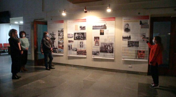 """У краєзнавчому музеї відкрили виставку """"Тріумф людини. Мешканці України, які перемогли ГУЛАГ"""""""