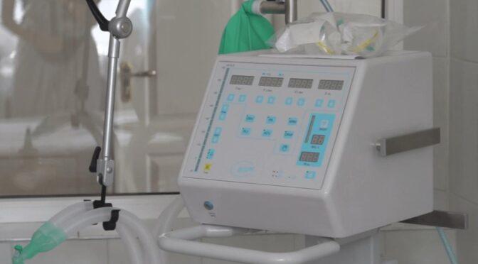 Черкаські лікарні мають наразі 107 ліжок для хворих на Covid-19 (ще у резерві — 48), 66 кисневих концентраторів, 64 апарати ШВЛ