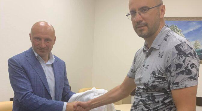 Сергій Рудик: якби я жив у Черкасах, я голосував би за Анатолія Бондаренка!
