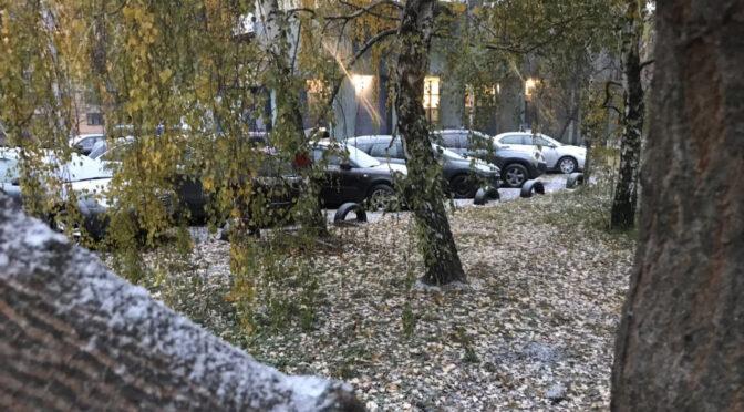 До кінця тижня переважатиме хмарна погода, можливі сніг та ожеледь — синоптики