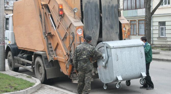 Вартість вивезення твердих побутових відходів для черкащан можна знизити вдвічі — Андрій Бортник