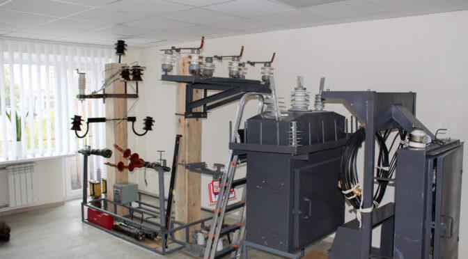Після капітального ремонту відчинив свої двері Навчальний центр ПАТ «Черкасиобленерго»