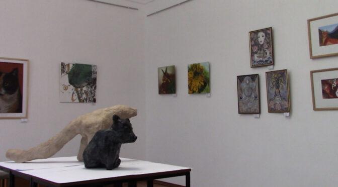 У Черкасах проходить міжнародна виставка сучасного мистецтва «DIALOGUES 10»