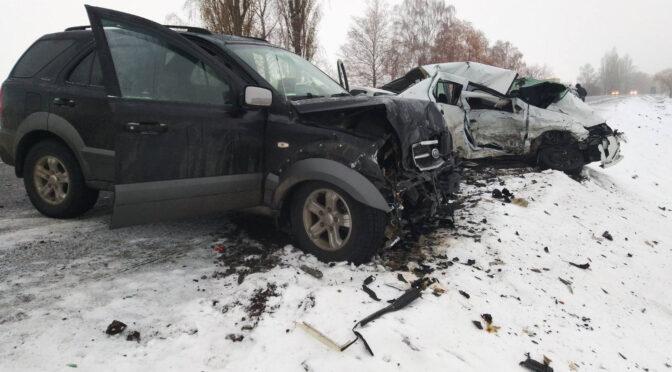 Смертельна аварія на Золотоніщині: одна людина загинула, ще двоє в лікарні