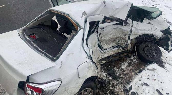 Поліція Черкащини відкрила кримінальне провадження за фактом смертельної ДТП на Золотоніщині