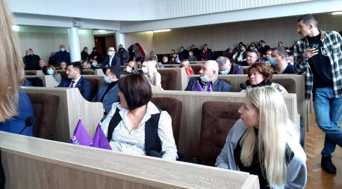 Черкаські депутати обрали голів шести постійних комісій