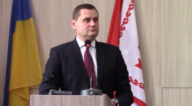 Юрія Тренкіна обрали секретарем міської ради