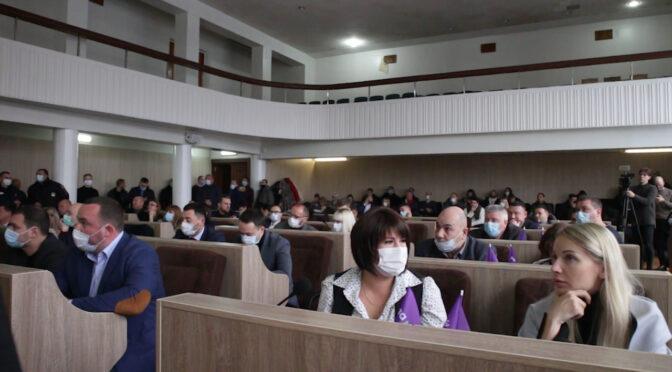 У Черкасах обрали заступників міського голови