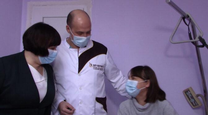 У Черкасах провели другу трансплантацію нирки
