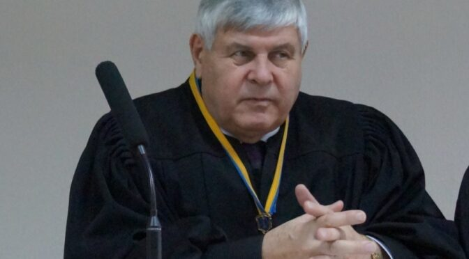 Апеляційна палата Вищого антикорупційного суду залишила без змін обвинувальний вирок судді апеляційного суду Черкаської області Володимиру Пономаренку