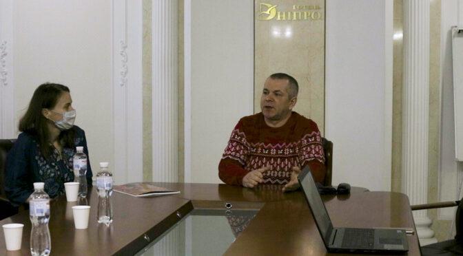 У Черкасах відбулася зустріч із дослідниками поховання Б. Хмельницького