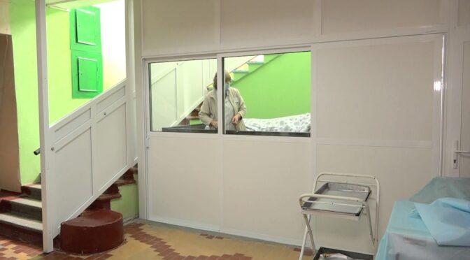 У Смілянській міській лікарні завершили монтаж підйомника в неврологічне відділення