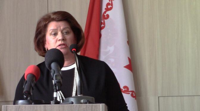 Любов Майборода вважає, що члени виконкому повинні піти у відставку