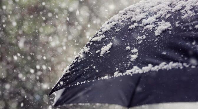 17-18 березня очікуються дощі, мокрий сніг та посилення вітру. Можливе короткочасне встановлення снігового покриву — синоптики