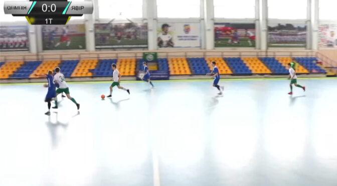 Юнаки смілянської команди «ЯВІР ОЛІМП» — володарі Кубка України з футзалу