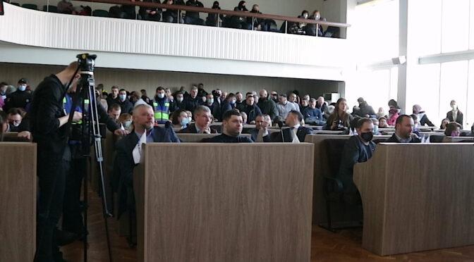 Депутати не підтримали актуалізацію генплану