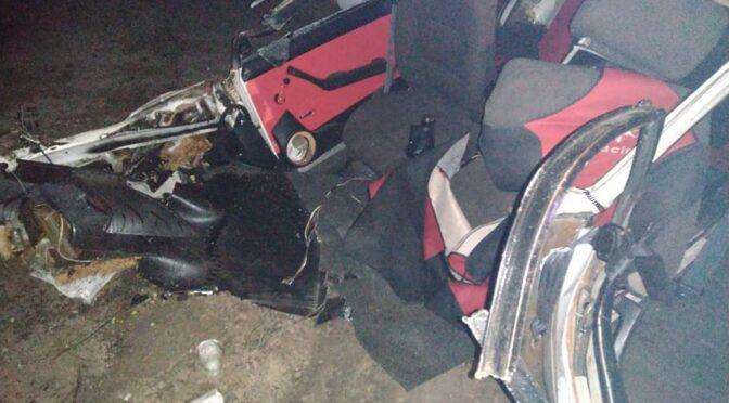 Легковик розірвало навпіл: на Канівщині медики рятували дівчину
