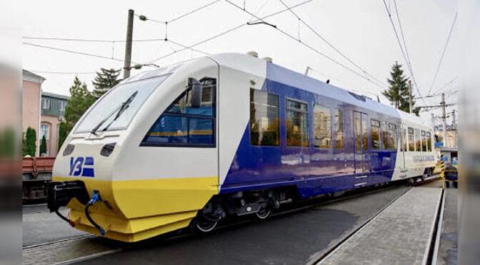 Почав курсувати новий потяг сполученням Сміла–Черкаси
