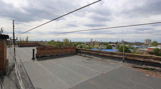 6000 квадратів із початку року: у «Новій якості» розповіли, якими темпами ремонтують дахи