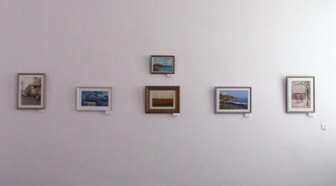 У Черкаському художньому музеї до 1 червня триватиме виставка Яни Кулєшової