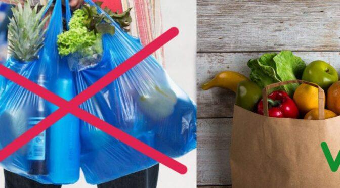 За розповсюдження пластикових пакетів вводиться штраф від 8,5 до 17 тис. грн, а в разі повторного правопорушення стягнення сягне 34 тис. грн