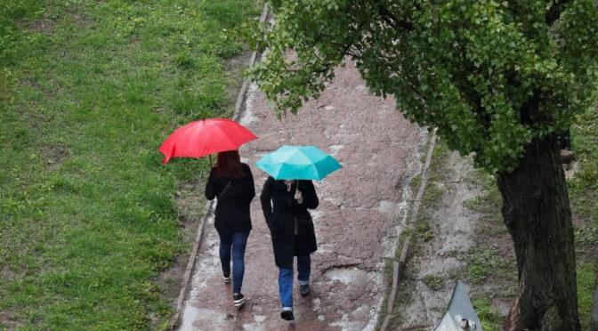 На припинення дощів можна чекати із четверга, на послаблення вітру — із п'ятниці — Черкаський обласний гідрометцентр