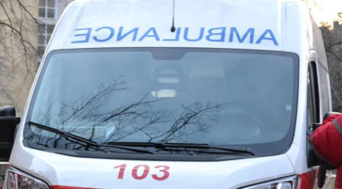 На Черкащині жінка народила прямо у швидкій під самим пологовим відділенням Золотоніської багатопрофільної лікарні