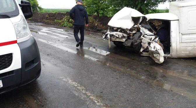 У лобовому зіткненні на дорозі між Тальним та Соколівочкою загинув чоловік