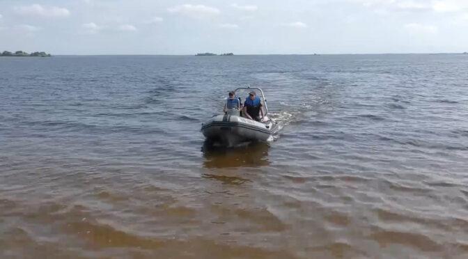 Рятувальники Черкащини вийшли на патрулювання узбережжя Дніпра,  щоб нагадати відпочивальникам основні правила безпеки