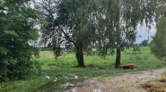 На Черкащині блискавка вбила двох людей