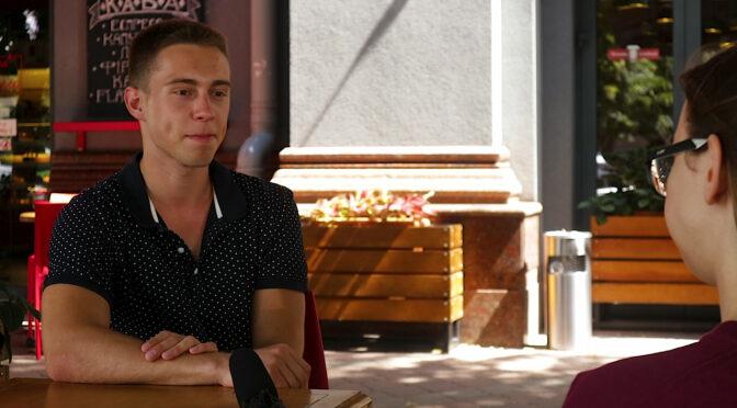Черкаський студент Артем Новіков безкоштовно навчатиметься в США