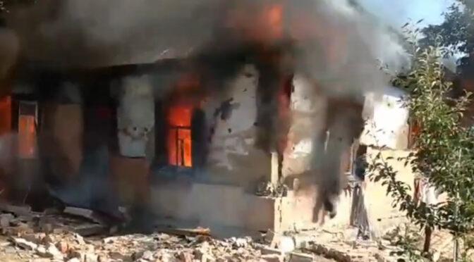 У Смілі вибухнув будинок — загинув 55-річний господар