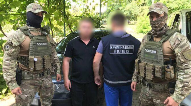 Затримано зловмисників, які викрали з підприємства гербіциди на понад півтора мільйона гривень та побили охоронців