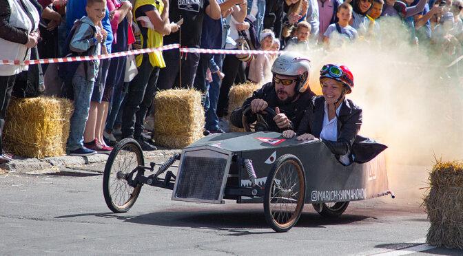 Розпочалася реєстрація команд і саморобних машин для участі в «Крутому спуску»