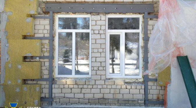 СБУ викрила розкрадання сотень тисяч гривень на реконструкції опорної лікарні на Черкащині
