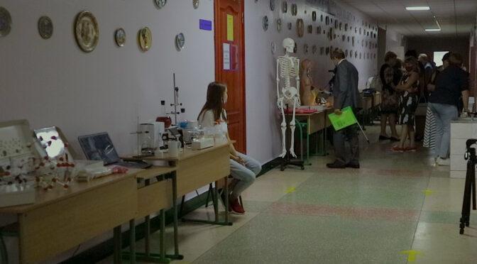 У Черкаській спеціалізованій школі №17 відбулася виставка робототехніки та біоніки