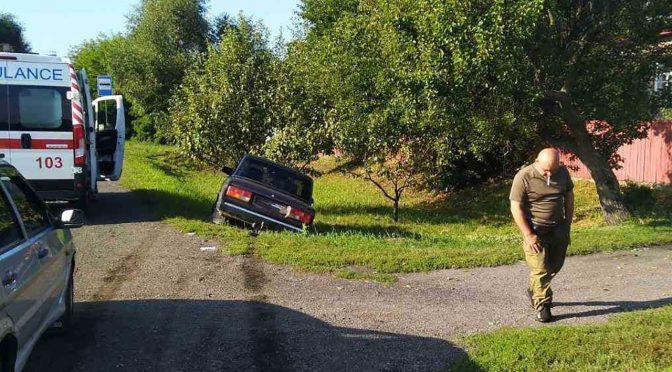 У ДТП на виїзді зі Сміли постраждали двоє дітей