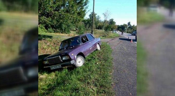 Жахлива ДТП: постраждали дві смілянські школярки