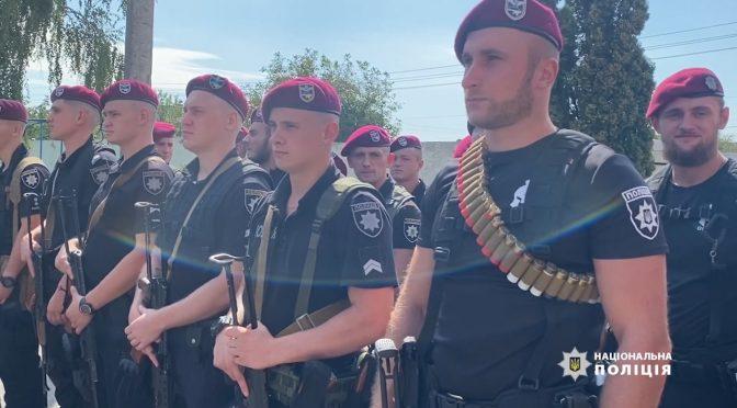 Поліція підготувала гостинний прийом для 50 тисяч хасидів в Умані