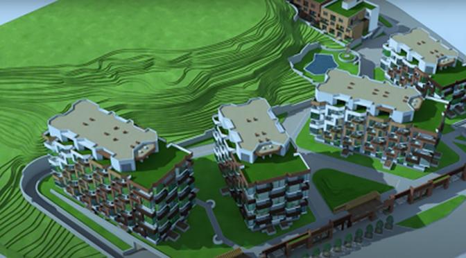 Міськрада з другої спроби надала дозвіл на забудову земельної ділянки під Замковою горою